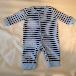 Ralph Lauren Infant Boys One Piece - size 3 months